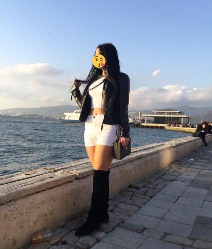 Eşsiz olgun kadın Gülcan
