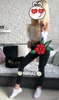 Sarışın genç escort Nihal