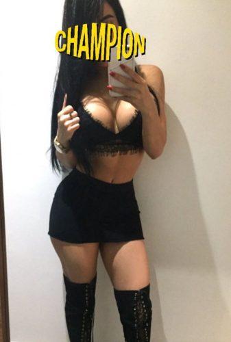 Seks kraliçası kendi yeri olan hatun Nural