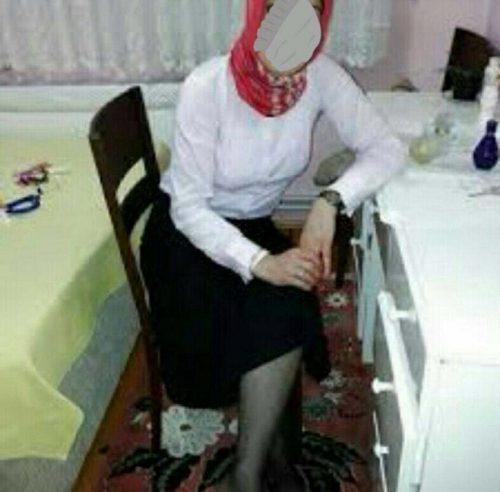 Seksapel olgun hanım Keriman