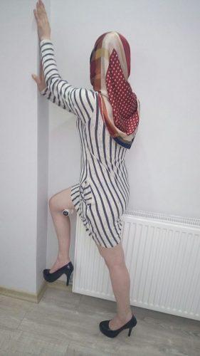 Süper otelde buluşan bayan Nağme