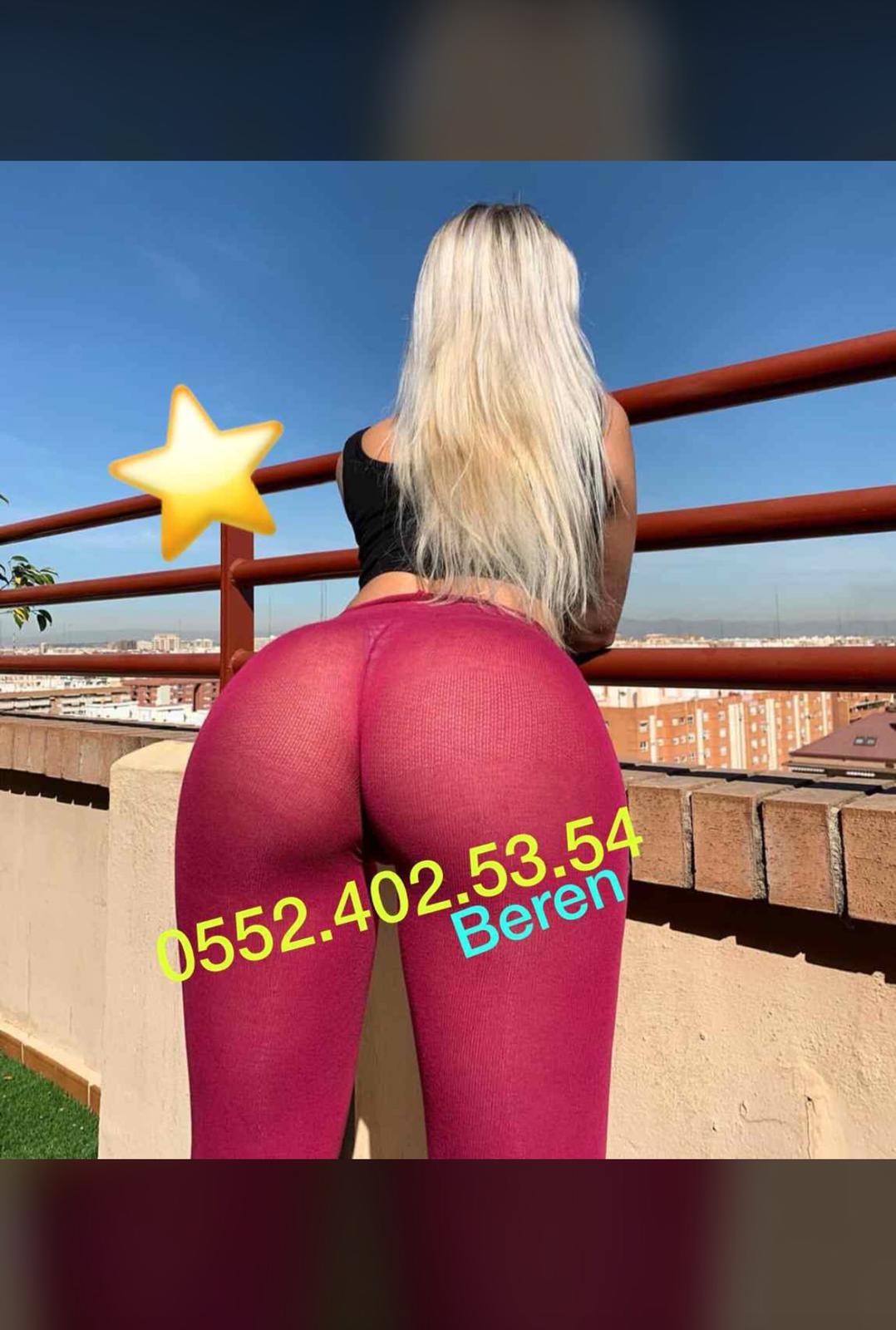 Atakum sarışın escort bayan Beren